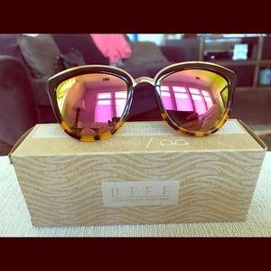 "DIFF Eyewear ""The Rose"" Sunglasses"